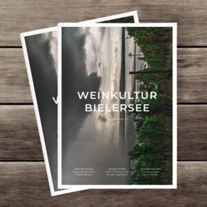 Magazin Weinkultur Bielersee Zeitschrift